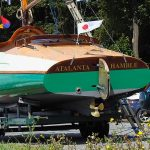 1.8 Very curvy boat at AOA60 event, Levington (Photo Richard James)