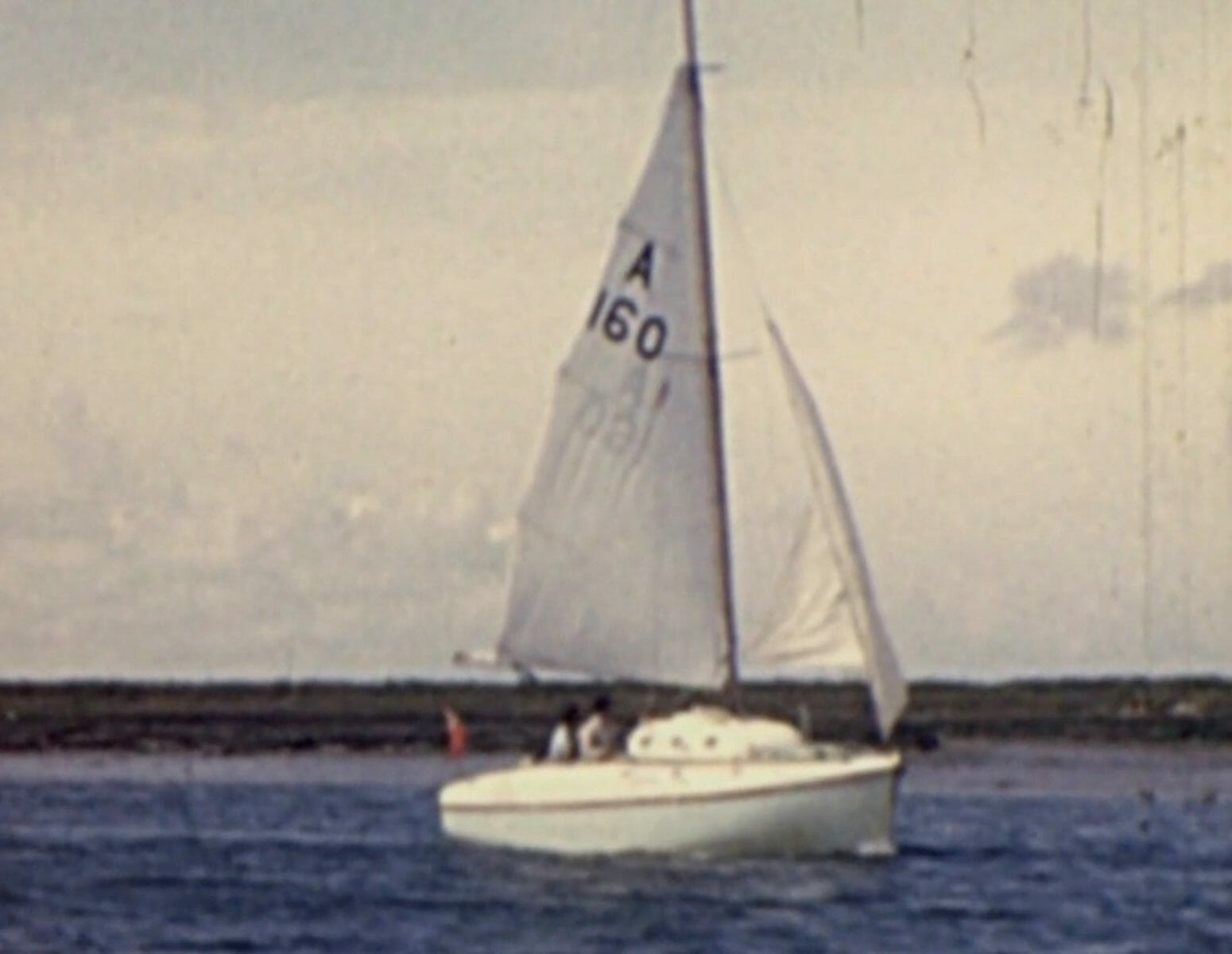 A160 Moyra video of sailing holiday in 1968