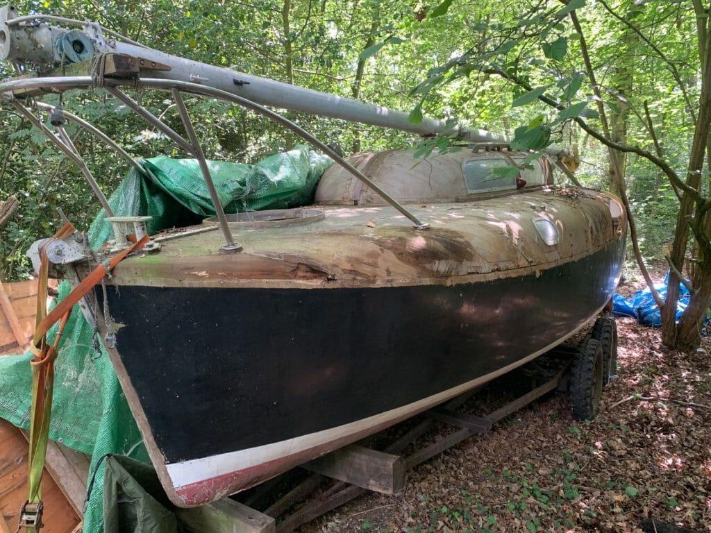 A176 Persephone in 2019 - drifting away