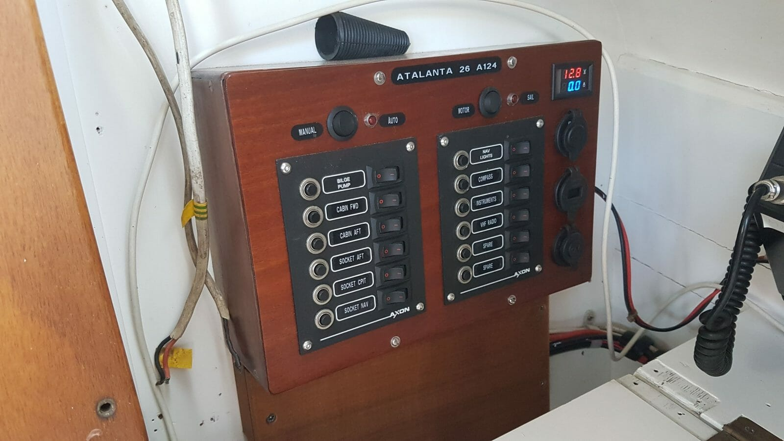 New distribution panel in 2017