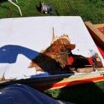 2020 A71 Blue Jackaroo Repairs 010 - hatch repairs