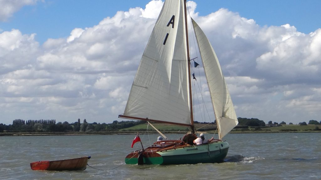 2020 08 20 Windy trip to Woolverstone 03