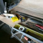 A1 Restoration - Hull veneering, tools and equipment