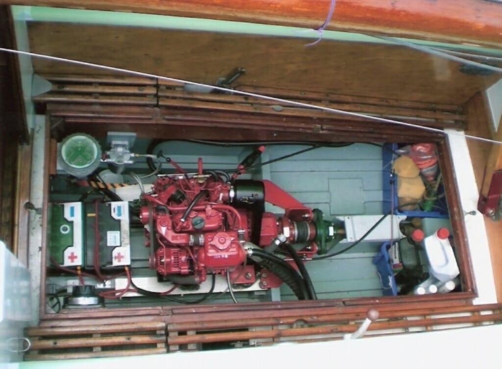 Beta Diesel engine
