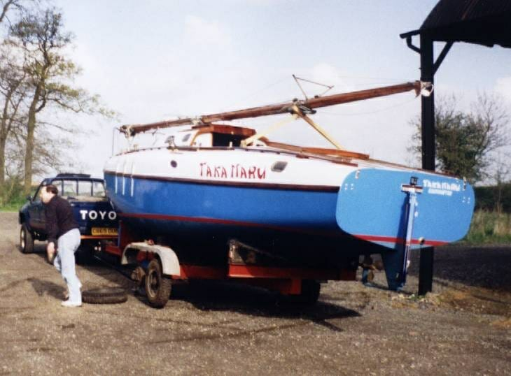 A105 1990s? Taku Maru