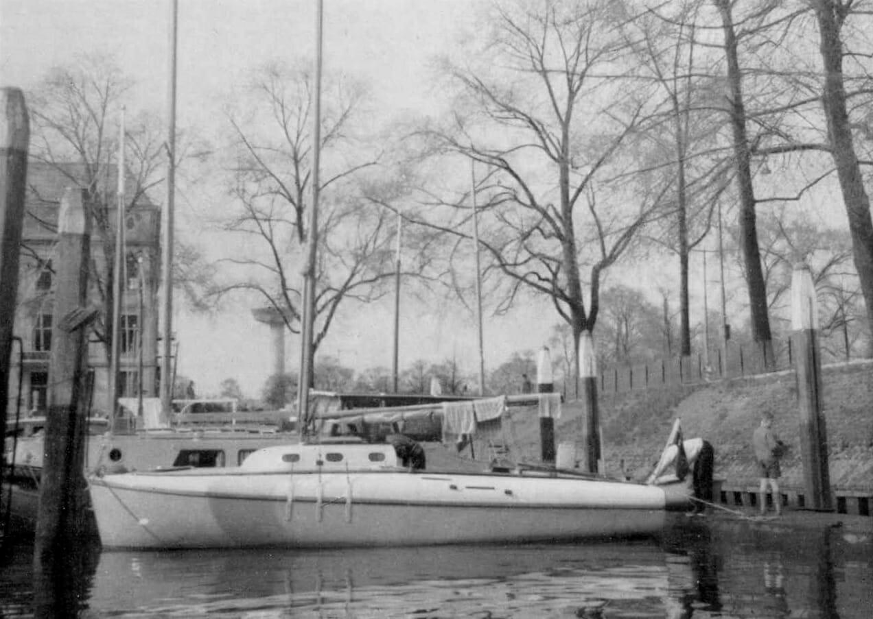 A108 1963 Solvendo Royal Mass YC Rotterdam