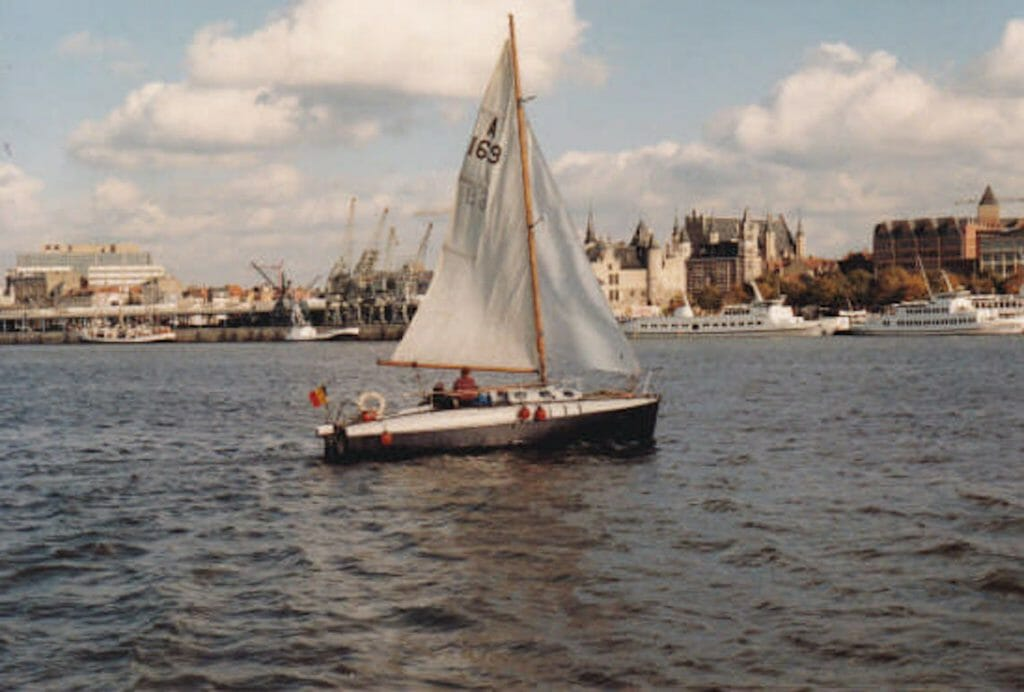 A169 Kerry Piper before restoration 1990s