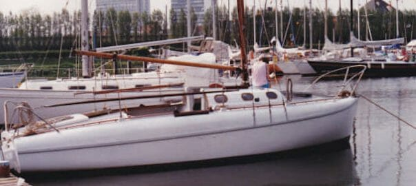 A169 Kerry Piper post restoration 1990s 2