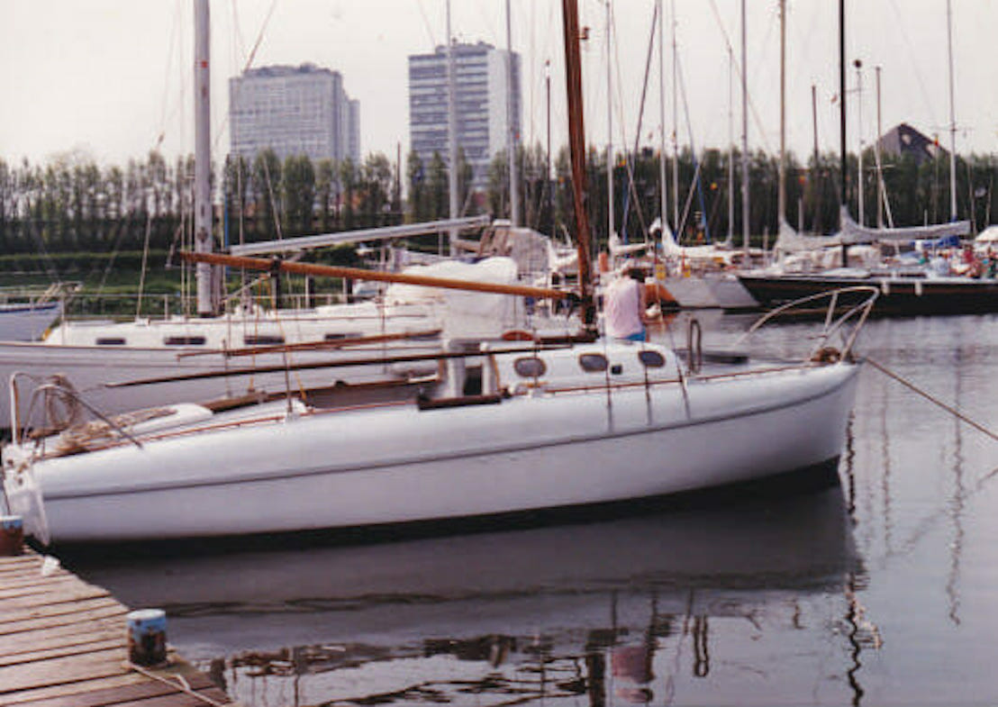 A168 Kerry Piper Before/After 1990s restoration