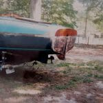 1985 A182 is taken home to avoid Hurricane Gloria, and a restoration starts