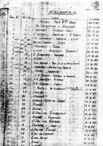 A26 Fairey original register p1a of 6