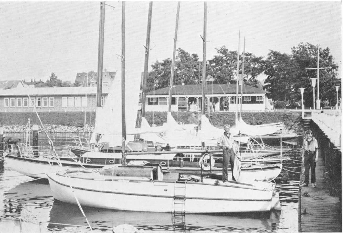 A92 1963 Seamajor Danish Islands 1963