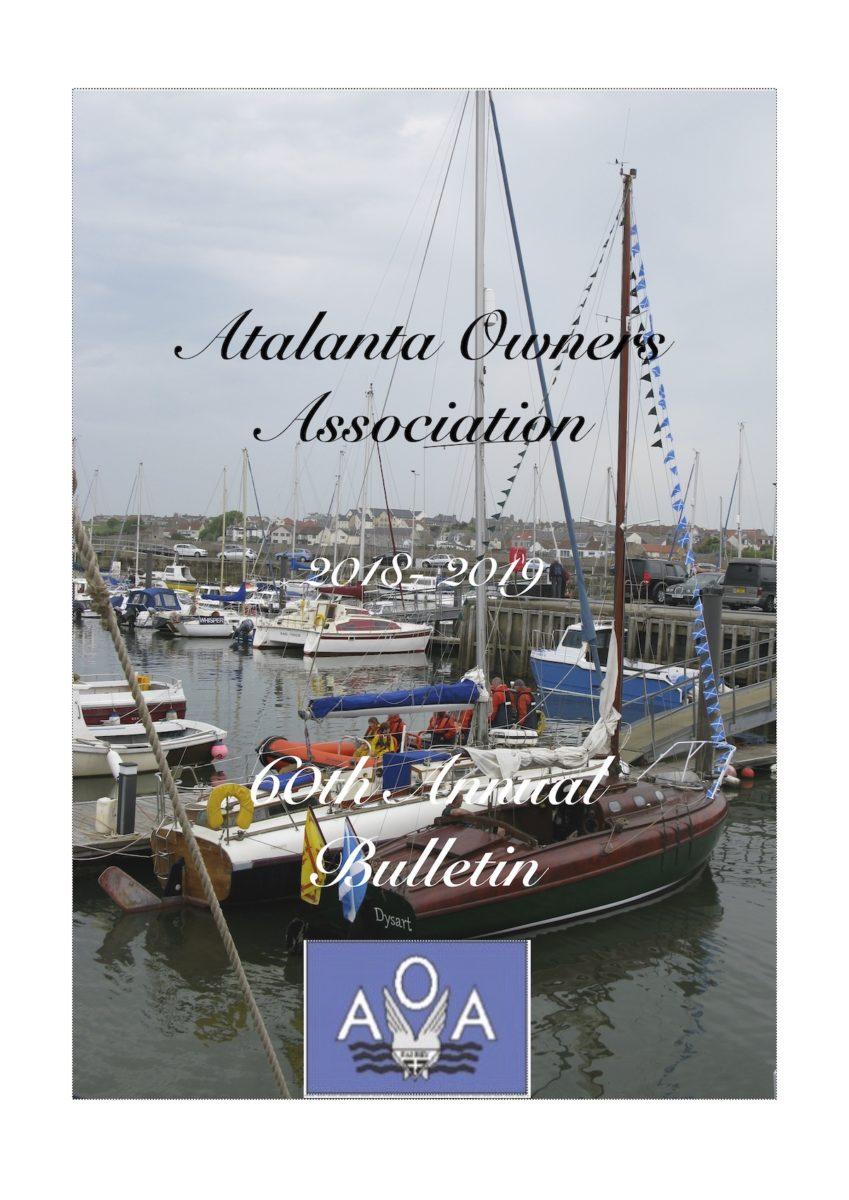 AOA Bulletin 2018-19 cover