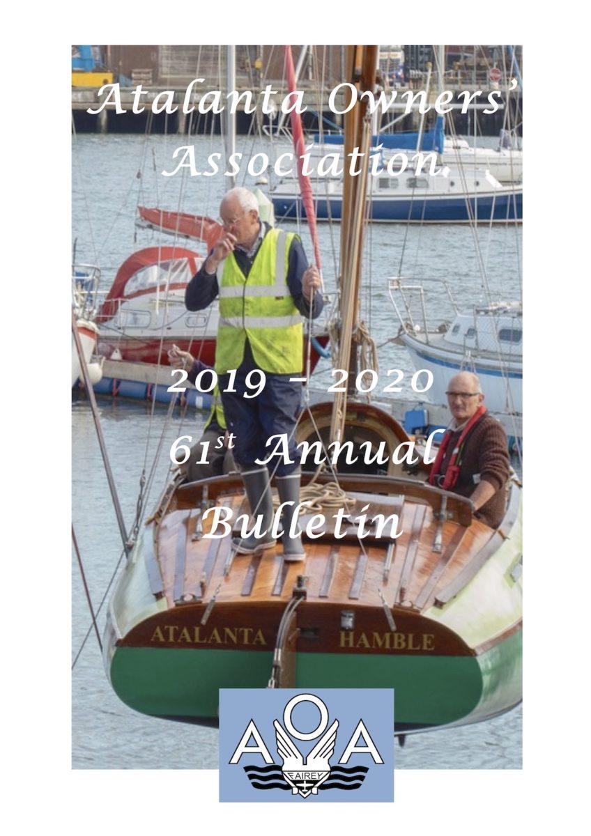 AOA Bulletin 2019-20 cover