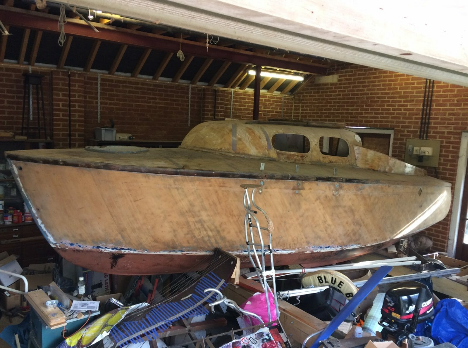 F3 Dunsheen Restoration Project