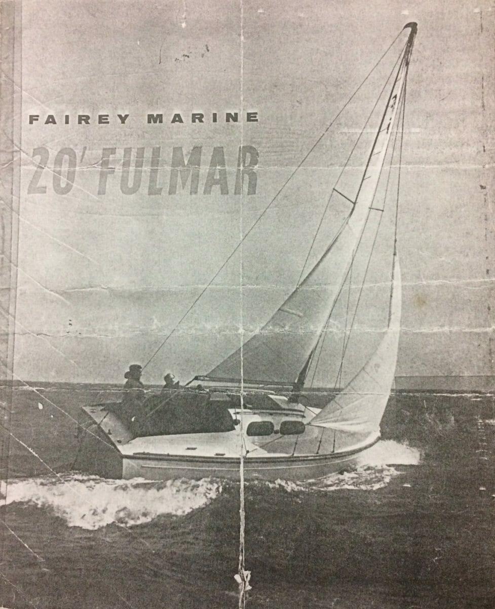 Fulmar 1959ish Brochure