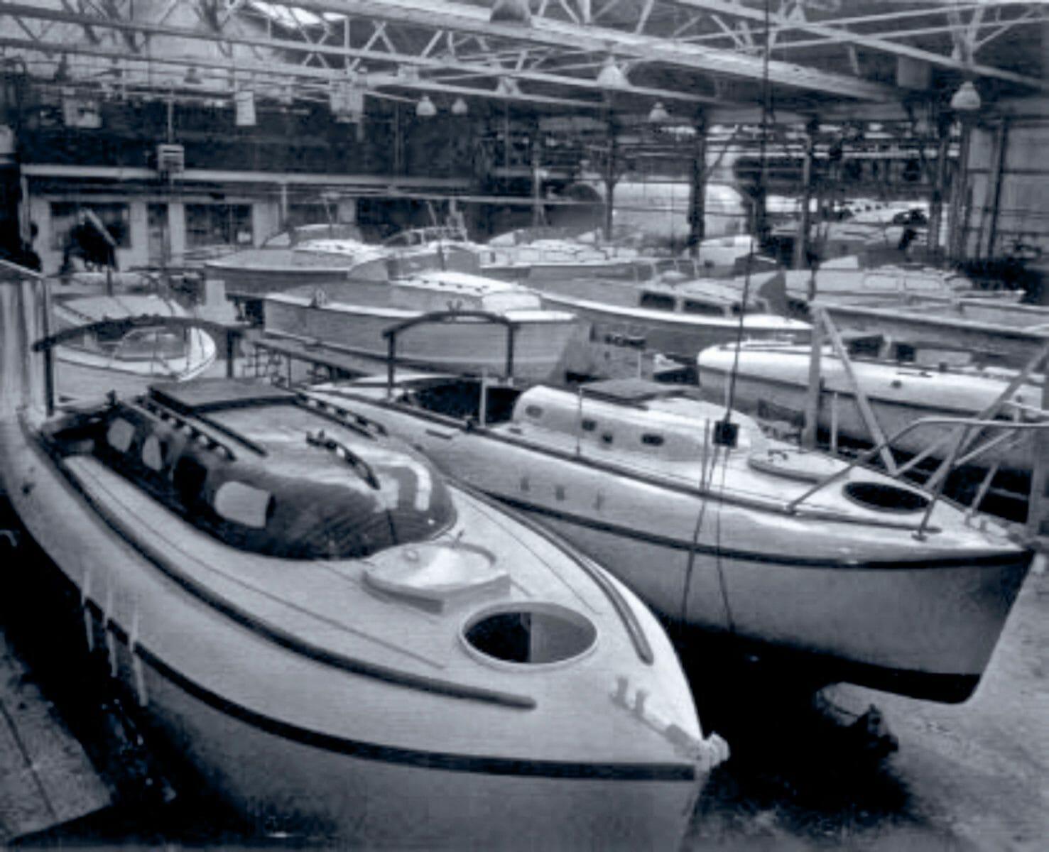1960ish Fairey Factory Atalantas