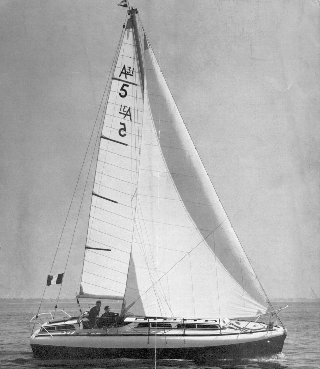 1963 A31 Publicity Shot 31-05