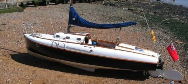 A71 aground