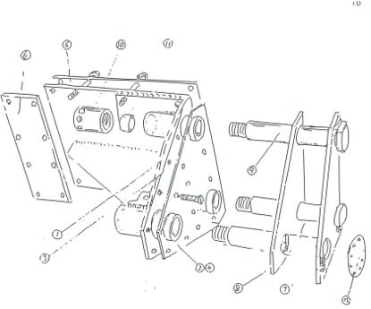 keel mechanism