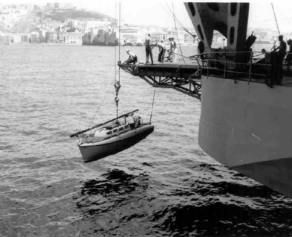 Kittiwake aircraft carrier