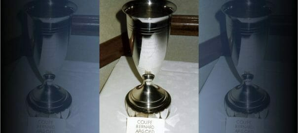 Coupe Bernard Argod - a cup presented by Bernard Argod for the Cross Channel Race in 1961. Later awarded for various other reasons