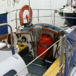 A162 kitted out for offshore cruising