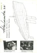 Paper L Original Atalanta 26 Brochure