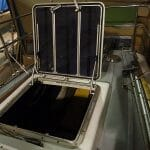 A162 Solone aft cabin hatch