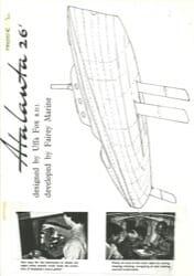 Atalanta 26 1961 Brochure with A92