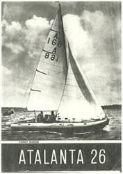 Atalanta 26 1964 Brochure with A168