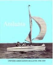 AOA Bulletin 1958-59 cover