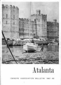 AOA Bulletin 1967-68 cover