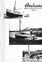 AOA Bulletin 1980-81 cover