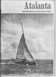 AOA Bulletin 1981-82 cover