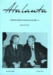 AOA Bulletin 1983-84 cover