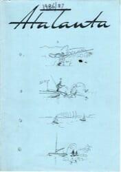 AOA Bulletin 1986-87 cover