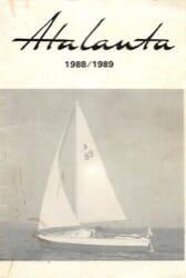 AOA Bulletin 1988-89 cover