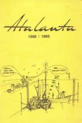 AOA Bulletin 1989-90 cover