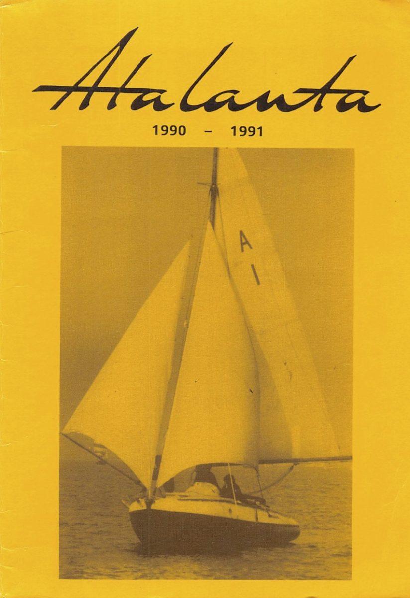 AOA Bulletin 1990-91 cover