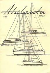AOA Bulletin 1991-92 cover