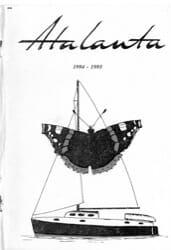 AOA Bulletin 1994-95 cover