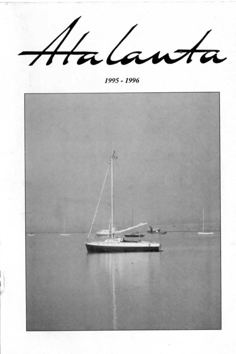 AOA Bulletin 1995-96 cover