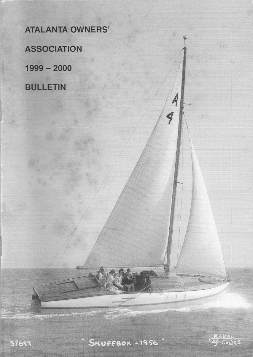 AOA Bulletin 1999-00 cover