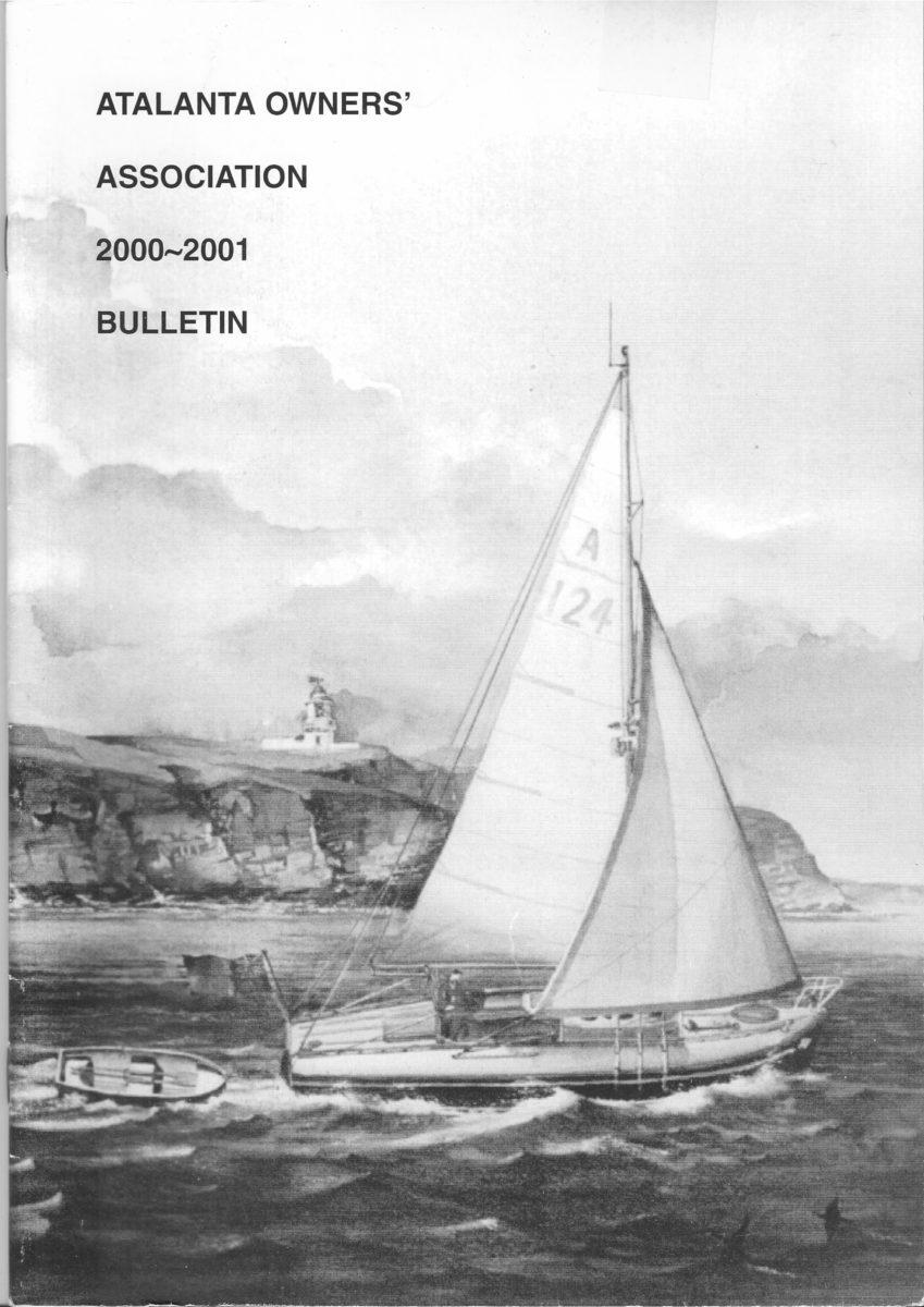 AOA Bulletin 2000-01 cover