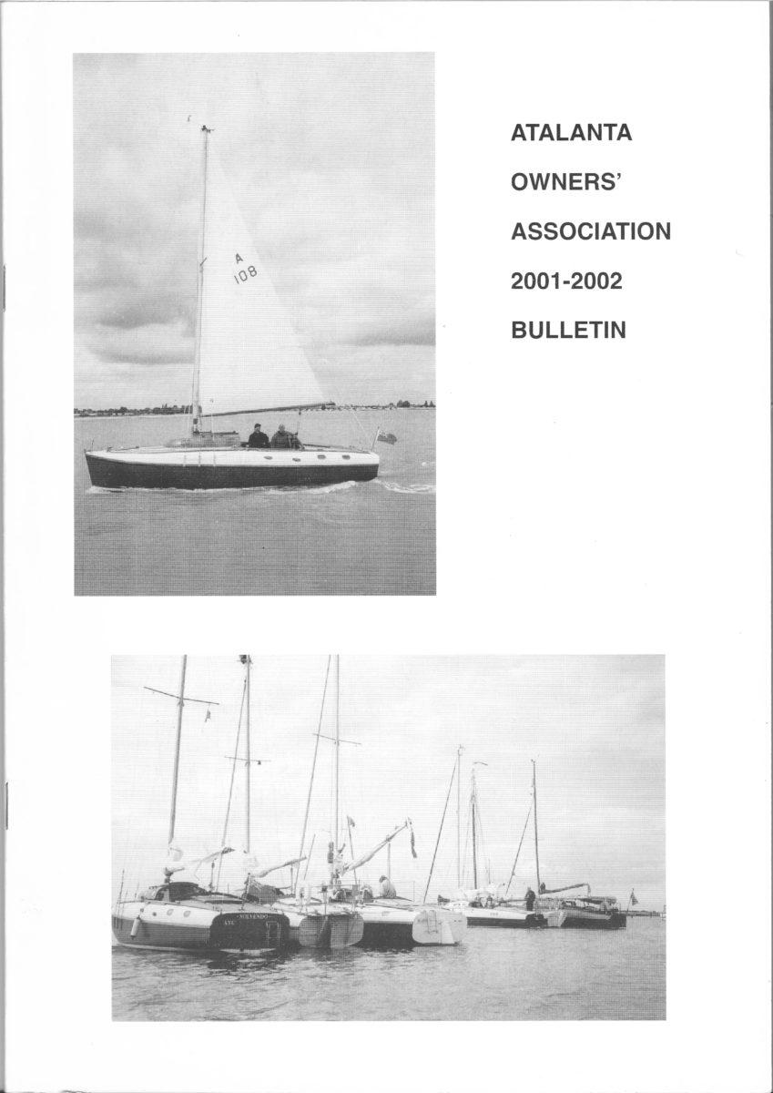 AOA Bulletin 2001-02 cover