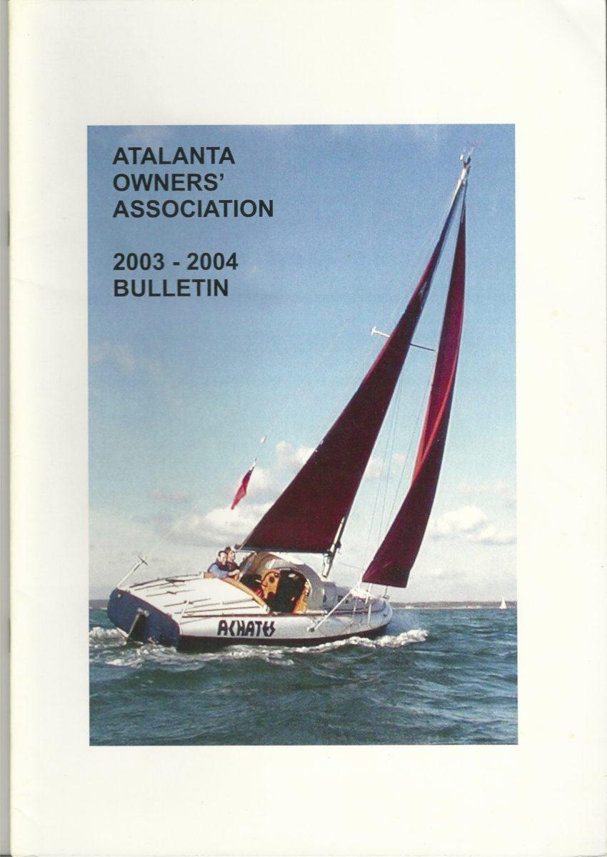 AOA Bulletin 2003-04 cover