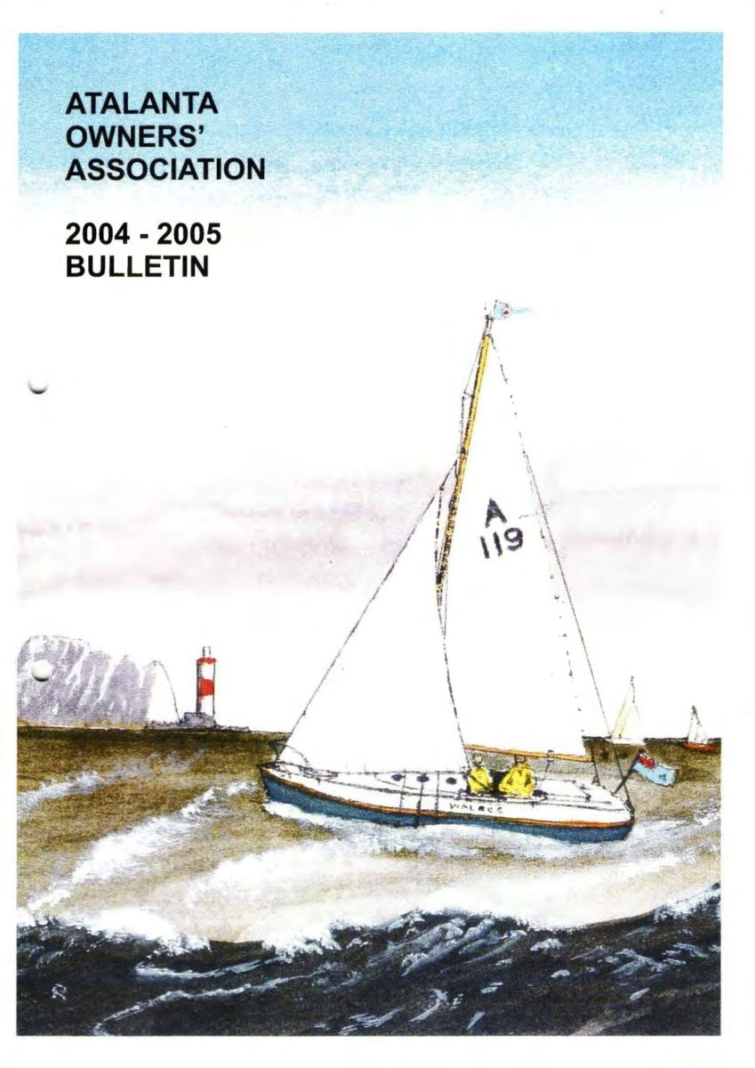 AOA Bulletin 2004-05 cover