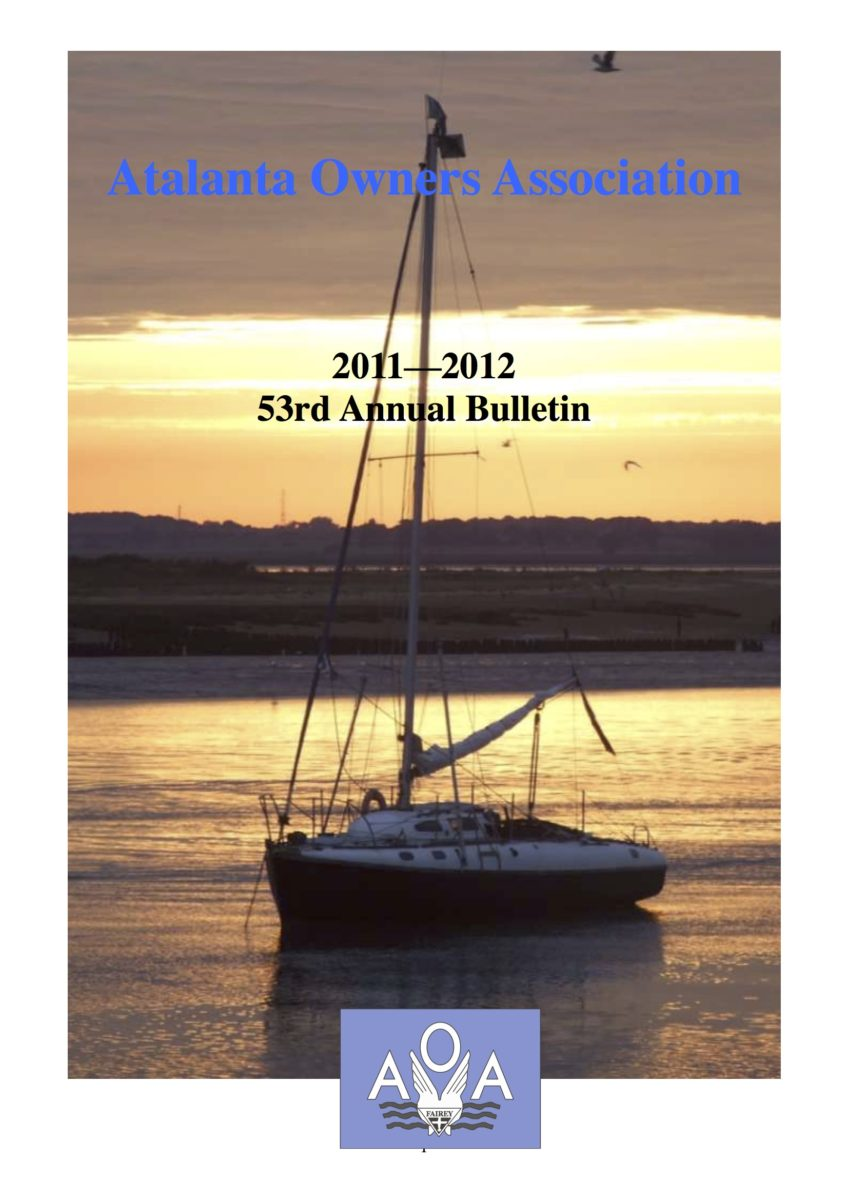 AOA Bulletin 2011-12 cover