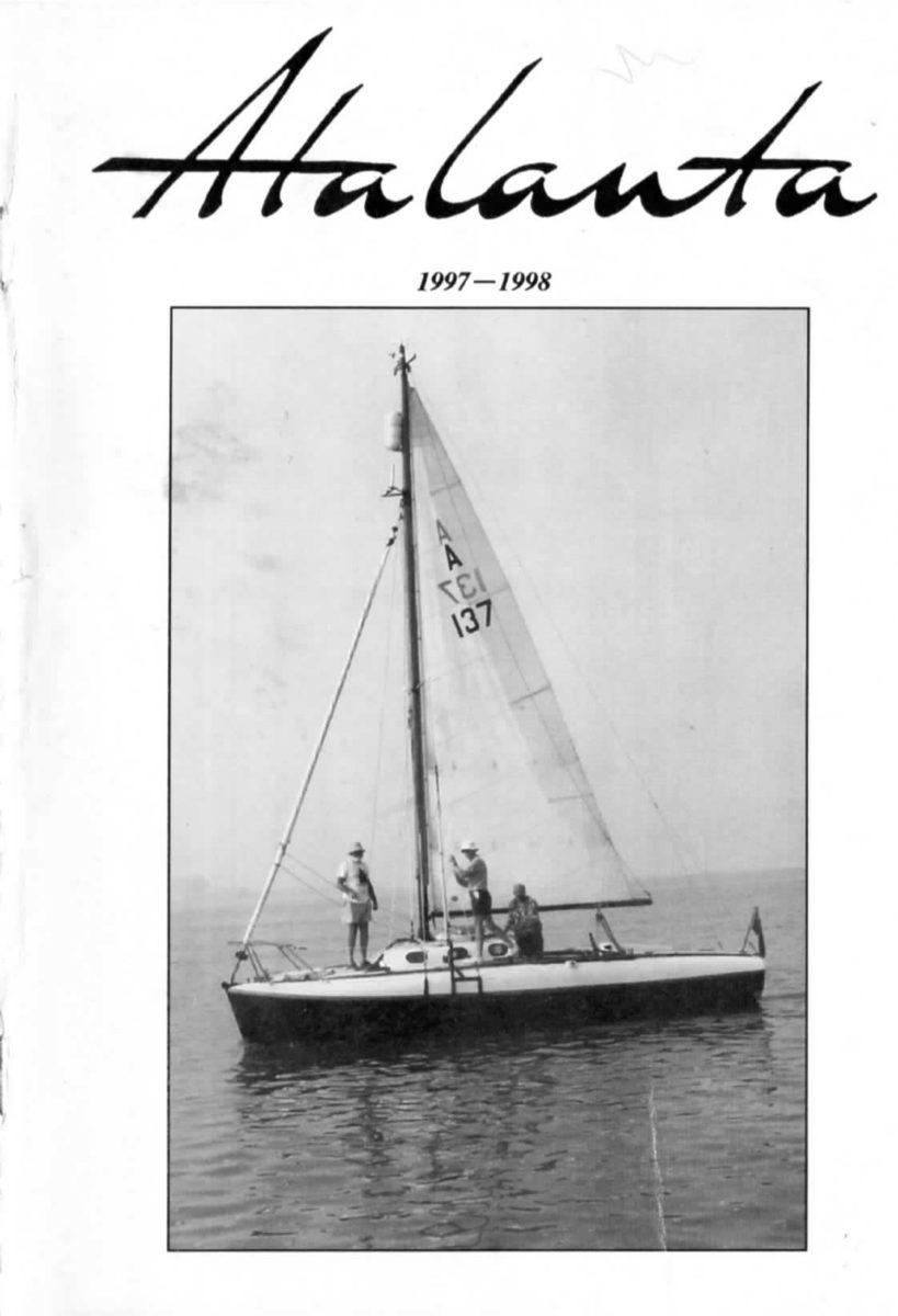 AOA bulletin 1997-98 cover
